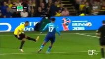 Highlight: Watford 2 - 1 Arsenal (Vòng 8 Ngoại hạng Anh 2017/18)