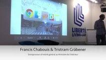 #EIG Francis Chabouis et Tristram Grabener - Entrepreneurs d'intérêt général au Ministère de l'Intérieur