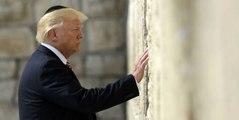 ABD Başkanı Trump Kudüs Kararını Açıkladı: Bugün Kudüs İsrail'in Başkenti Diyoruz!