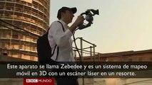 ¡IMPRESIONANTE! Carlos Erik Malpica Flores: La Torre de Pisa en 3D