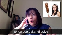 Video Expressing Obligations with TENER QUE - Household Chores Vocabulary Worksheets v1