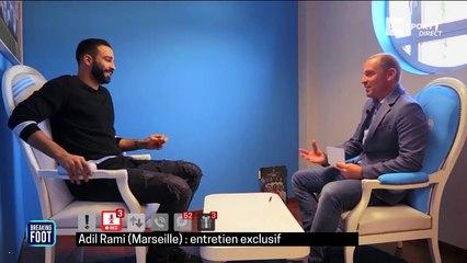 Adil Rami espère que le PSG ne remportera pas la Ligue des champions !