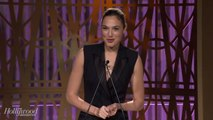 Gal Gadot Presents the First Ever Wonder Woman Scholarship | Women in Entertainment 2017