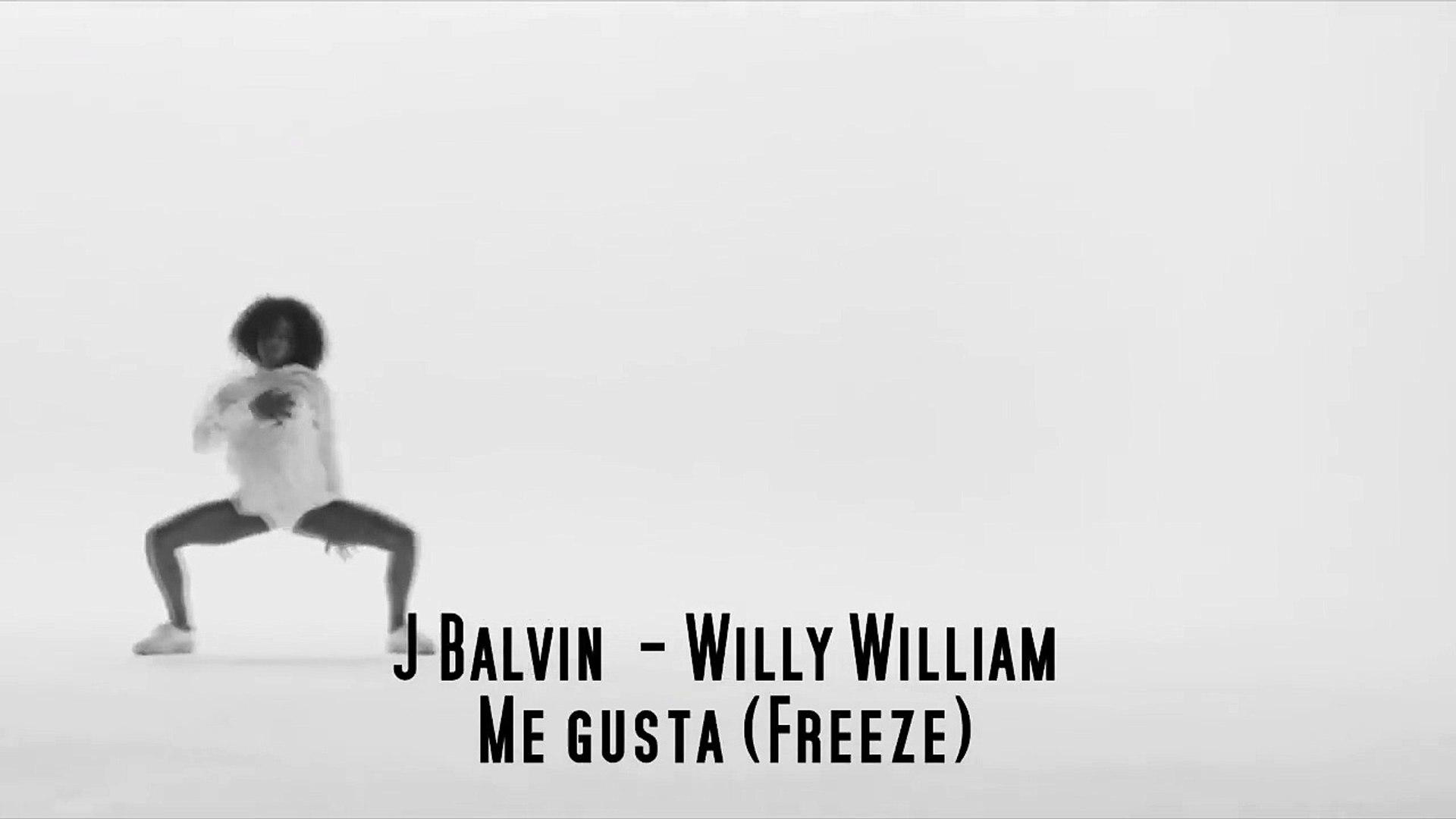 J Balvin - Mi Gente (Letra / Lyrics) Ft. Willy William (Dance Video)