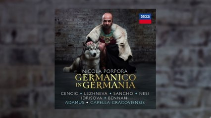 "Max Emanuel Cencic - Porpora: Germanico in Germania, Act 1 - ""Questo è il valor guerriero d'un'anima romana?"""