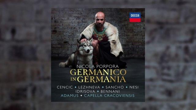 """Max Emanuel Cencic - Porpora: Germanico in Germania, Act 1 - """"Questo è il valor guerriero d'un'anima romana?"""""""