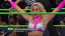 Laurel Van Ness v. KC Spinelli v. Madison Rayne Knockouts To
