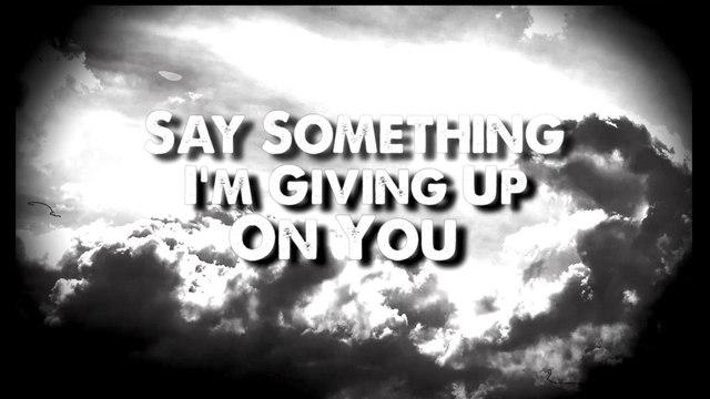Gavin Edwards - Say Something