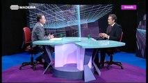 Debate com o Vice-Presidente da Madeira sobre o Subsídio de Mobilidade e Novo Hospital da Madeira