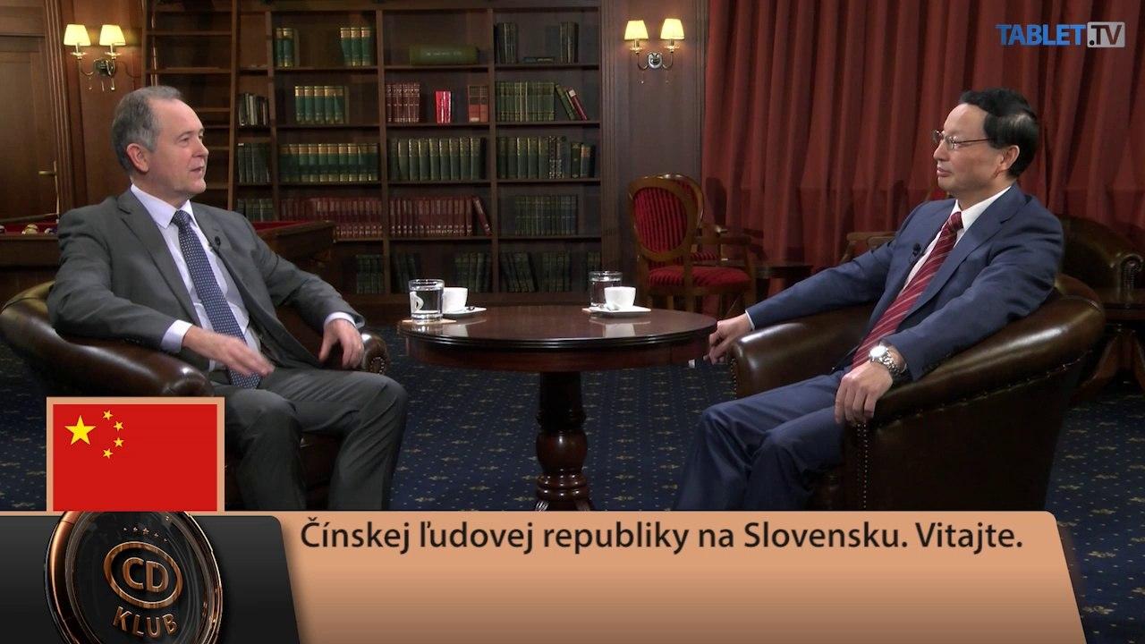 LIN LIN: Čoraz viac čínskych spoločností prejavuje záujem investovať na Slovensku