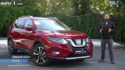 2017 Nissan X-Trail 1.6 dCi X-Tronic Platinum   Neden Almalı?