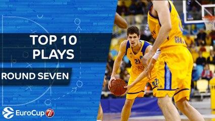 Top 10 Plays - Regular Season Round 7