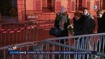 Mort de Johnny Hallyday : le recueillement des fans à Marnes-la-Coquette