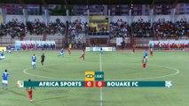 AFRICA 2-0 BOUAKE / Le Grand Format - Journée 2 - Championnat de Côte d'Ivoire