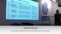 #EIG Marion Paclot - Entrepreneure d'intérêt général à la DGFIP