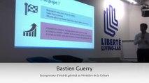 #EIG Bastien Guerry - Entrepreneur d'intérêt général au Ministère de la Culture