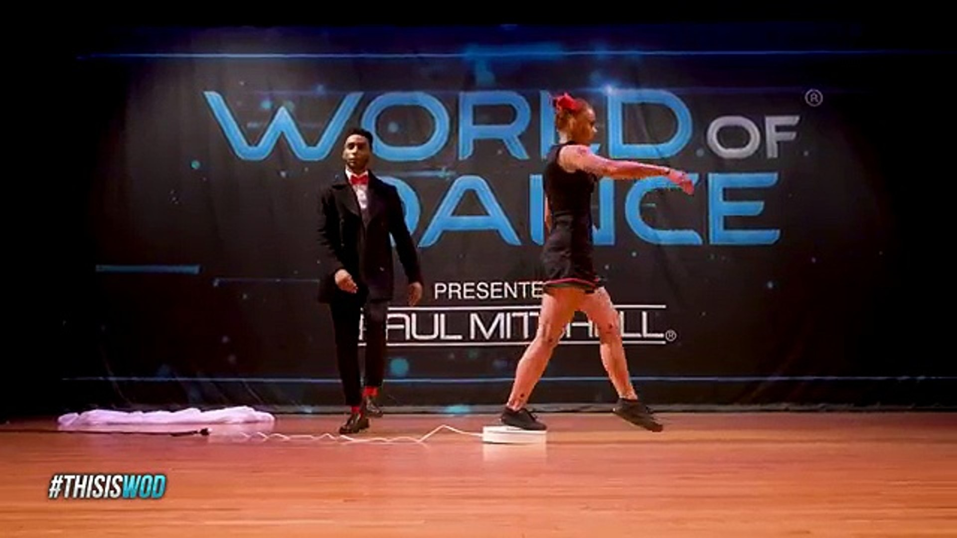 L'énorme prestation de B-Dash et Jaja Vankova (World of Dance 2017)