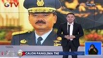 Komisi I DPR Berkunjung ke Kediaman Calon Panglima TNI Marsekal Hadi Tjahjanto