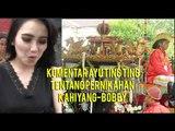 Komentar Ayu Ting Ting Tentang Pernikahan Kahiyang Ayu - Bobby Nasution