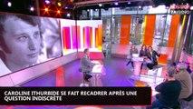 Johnny Hallyday mort : Caroline Ithurbide se fait recadrer après une question indiscrète (Vidéo)