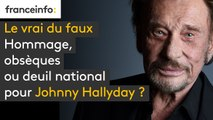 Hommage, obsèques ou deuil national pour Johnny Hallyday ?