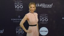 Jennifer Lawrence and Angelina Jolie call on women to rally against abuse