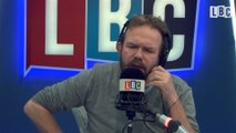 "Brexit: James O'Brien Thinks David Davis Is ""A Disaster"""