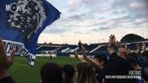#ULTRAS :  avec le Gruppu Petrignani  du SC Bastia