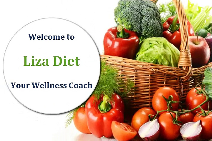 Welcome to Liza Diet your Wellness Coach