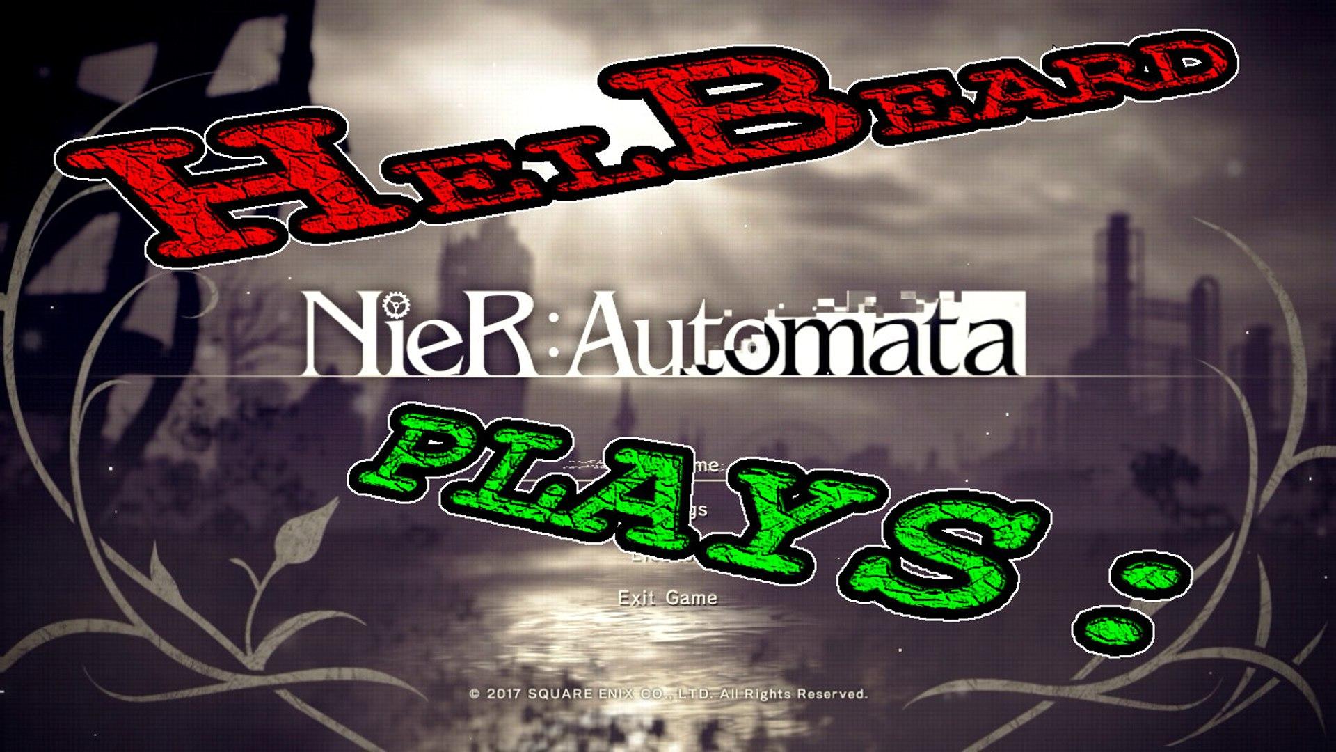 NieR Automata 068 Adam Boss Fight - Let's Play