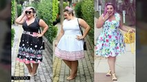 Plus size street fashion with - plus size model & plus size beauty - latest fashion style ##4