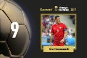 Foot - Ballon d'Or 2017 : Robert Lewandowski 9e
