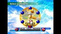 Sonic adventure (stream pépère, no mic) (07/12/2017 13:38)