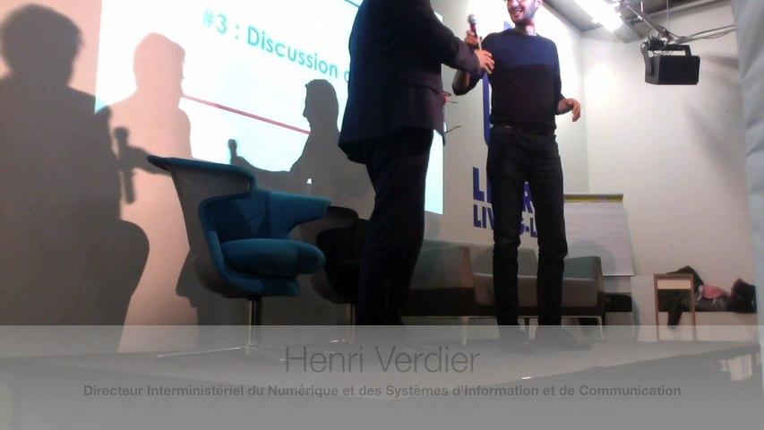 #EIG : Discours de clôture - Henri Verdier, Directeur Interministériel du Numérique