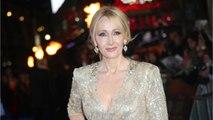 JK Rowling Breaks Silence On Johnny Depp Casting