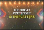 The Platter The Great Pretender Karaoke Version