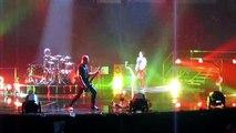 Muse - Supermassive Black Hole, Arco Arena, Sacramento, CA, USA  9/28/2010