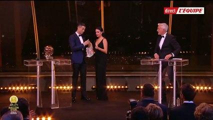 Le cadeau exceptionel offert à Ronaldo pour son bébé !