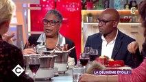 Firmine Richard et Lucien Jean-Baptiste au dîner - C à Vous - 07/12/2017