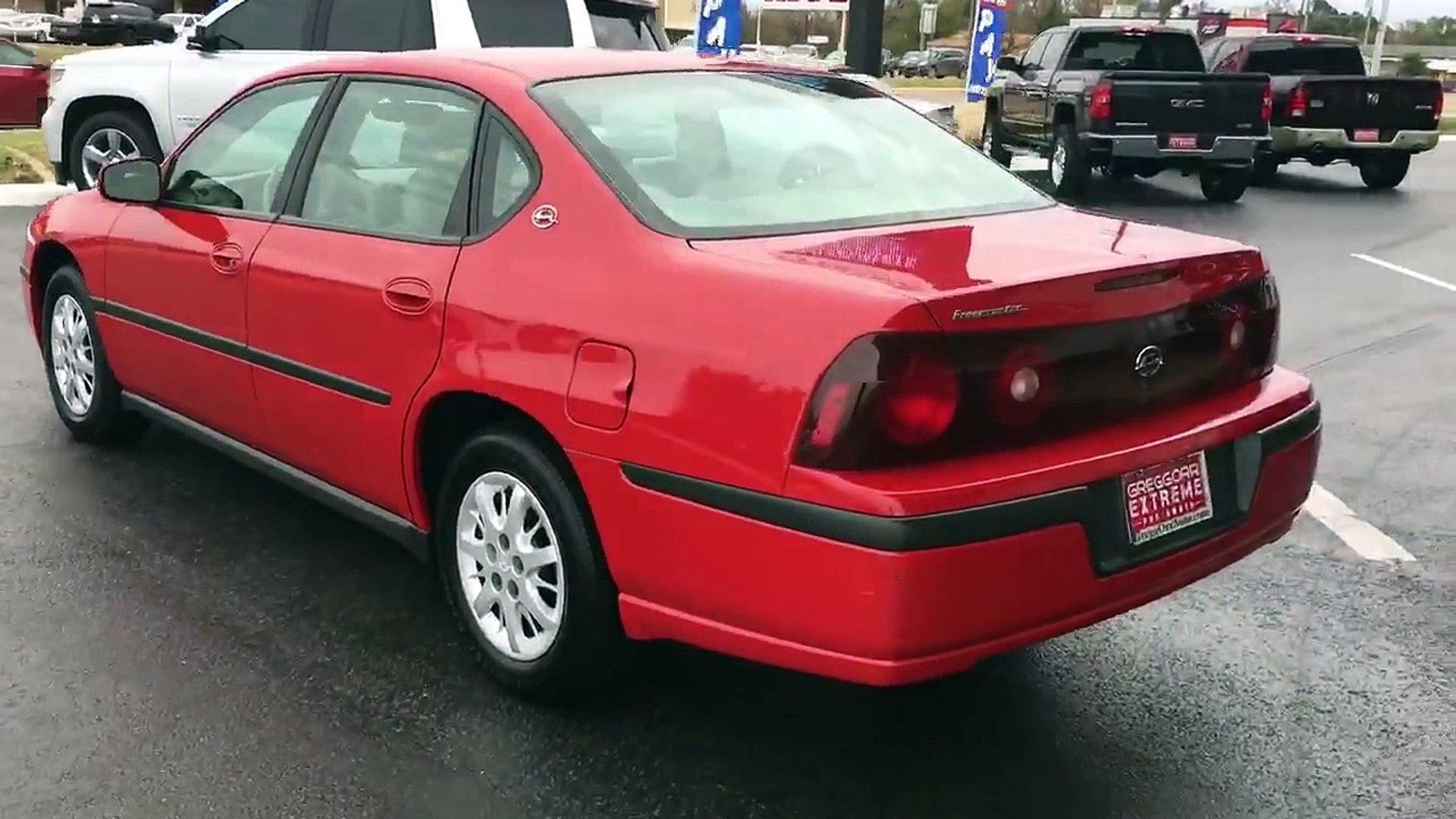 2003 Chevrolet Impala Texarkana, TX   Affordable Preowned Chevy Impala Texarkana, TX