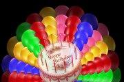 Latest Happy Birthday Whatsapp Greetings   Happy Birthday E-card Video,Birthday Wishes,Saying,E-Card,Wallpapers