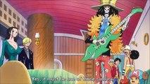 Zoro Hears About The Country Of Samurais - WANO KUNI [HD] One Piece ENG SUB ( Punk Hazard # 03)-UsHllkAe8HY