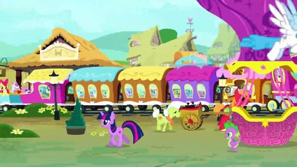 My Little Pony Temporada 7 Capitulo 18 ¿Adiós a Daring Do? Español Latino 1080p