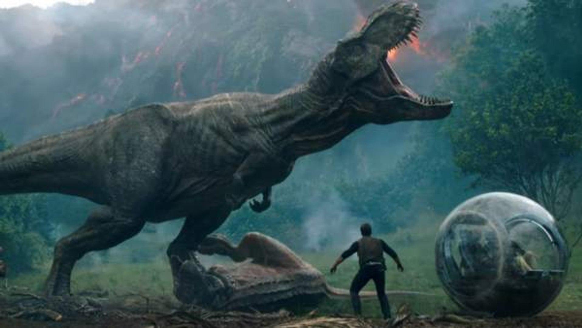 Jurassic World El Reino Caído Trailer Español Hd Vídeo Dailymotion