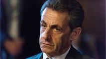 Nicolas Sarkozy au bord des larmes rend hommage à Johnny Hallyday