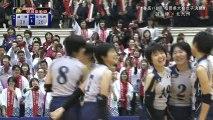 春の高校バレー2018 福岡県代表決定戦女子