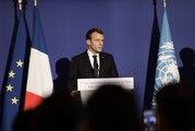 Déclaration conjointe d'Emmanuel Macron, Saad Hariri et Amina J Mohammed à l'occasion du groupe international de soutien au Liban