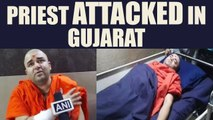 Gujarat Elections: Priest of Swaminarayan Temple attacked in Junagadh district | Oneindia News