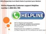Kaspersky Technical Support Number Australia: 1800-921-785