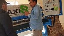 Otomatik Halı Yıkama Makinası, Halı Sıkma ve Kurutma Makinası Maxis